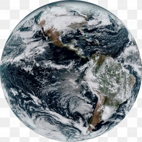 Earth - Earth Geostationary Operational Environmental Satellite The Blue Marble International Space Station GOES-16 PNG