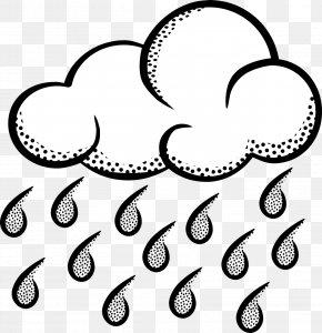 Rain Weather Icon - Snowflake Clip Art PNG
