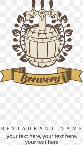 Beautiful Beer Beer Labels - Beer Stein Wine Bottle Barrel PNG