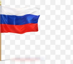 Russia Flag Transparent Images - Flag Of Russia Soviet Union PNG