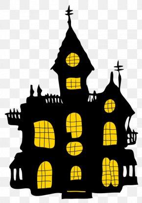 Halloween - Halloween Haunted Attraction Clip Art PNG