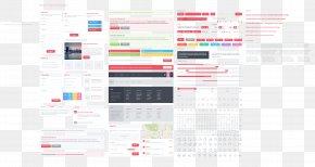 Vector Web Design - User Interface Widget Toolkit Button Template PNG