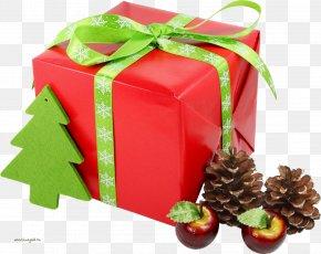 Gift - Christmas Gift Christmas Gift Ribbon Clip Art PNG