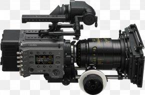 Camera - CineAlta Video Cameras Full-frame Digital SLR Movie Camera PNG