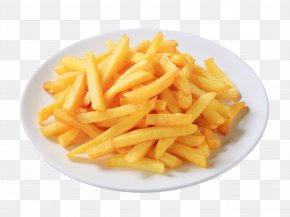 HD Fries - French Fries Potato KFC Fast Food Fried Chicken PNG