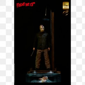 Jason Voorhees - Jason Voorhees Friday The 13th: The Game Film Statue PNG