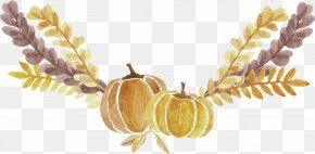 Leaf Watercolor - Watercolor Painting Drawing Clip Art PNG