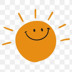 Sunshine Smile - Cartoon PNG