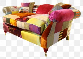 Pink Horses - Couch Sofa Bed Bed Frame Textile Spitalfields PNG