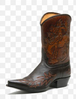 Boot File - Cowboy Boot PNG