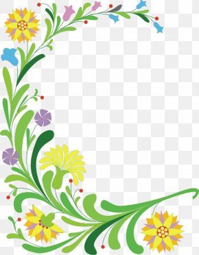 Hand Painted Flowers - Mother's Day Poetry Child PNG