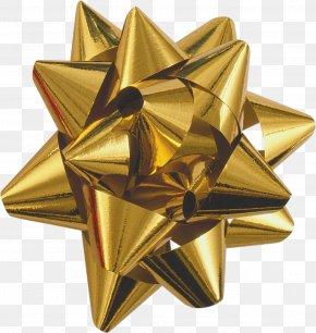 Ribbon - Ribbon Yellow Gift Wrapping Clip Art PNG