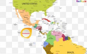 United States - South America United States World North Map PNG