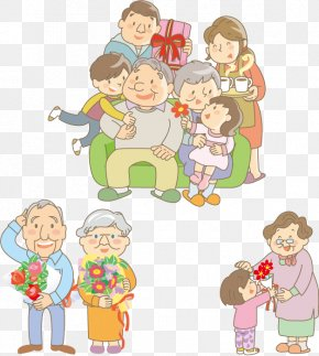 Respect The Aged - Car Insurance 自動車保険 Shichi-Go-San Respect For The Aged Day PNG