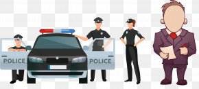 Intelligence Police - Police Officer Clip Art PNG