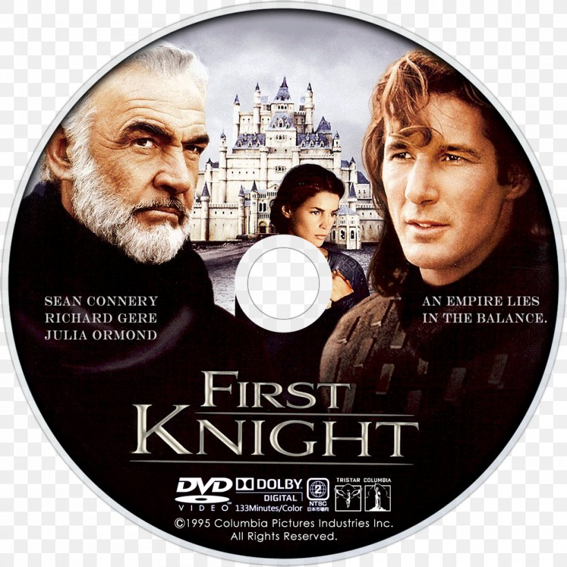 Sean Connery Julia Ormond First Knight King Arthur Multiplicity Png 1000x1000px Sean Connery Brand Camelot Drama