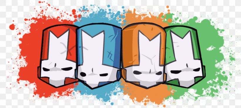 Castle Crashers Battleblock Theater Alien Hominid Video Games Download Png 900x405px Castle Crashers Alien Hominid Art