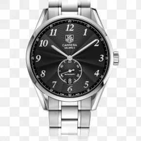 Effect Arabic Numerals - TAG Heuer Carrera Calibre 5 Automatic Watch TAG Heuer Monaco PNG