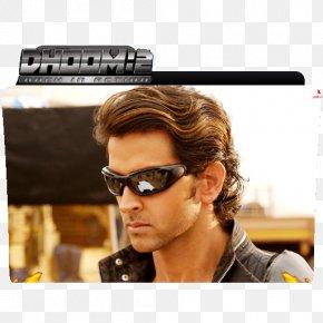 Shaun - Dhoom 2 Hrithik Roshan Film Bollywood PNG