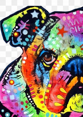 Dog - French Bulldog Puppy Canvas Print Poster PNG