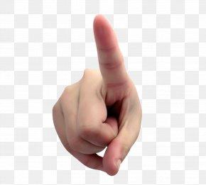Finger Direction Physical Map - Thumb Finger Direction Index Finger PNG