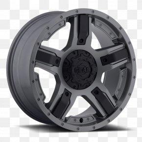Alloy Wheel - Alloy Wheel Car Rim PNG