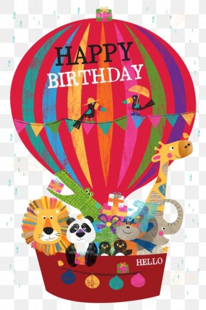 Happy Birthday - Birthday Greeting Card Wish Gift PNG