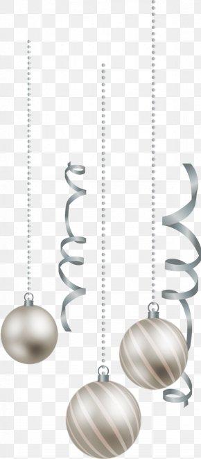 Vector Hand-painted Christmas Ornaments Balls - Christmas Decoration Christmas Ornament PNG