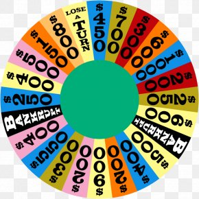 Fortune Wheel - Cute Princess Salon Dress Up Wheel Of Fortune 2 Television Show YouTube PNG
