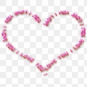 I Love You - Love Desktop Wallpaper Clip Art PNG