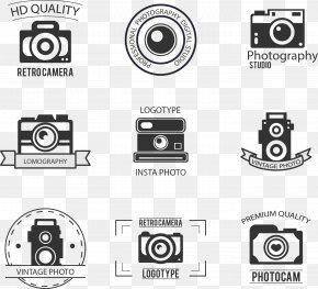 Vector Painted Camera Icon - Camera Adobe Illustrator Icon PNG