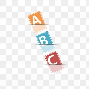 Vector Ppt ABC Color - Euclidean Vector Big Data PNG