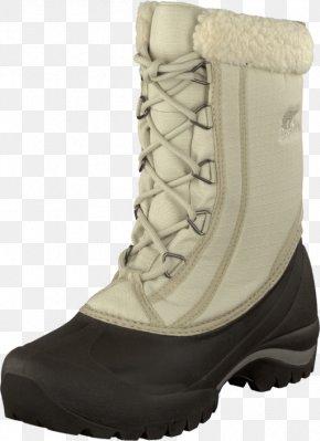 Turtle Dove - Moon Boot Shoe Beige Sneakers PNG