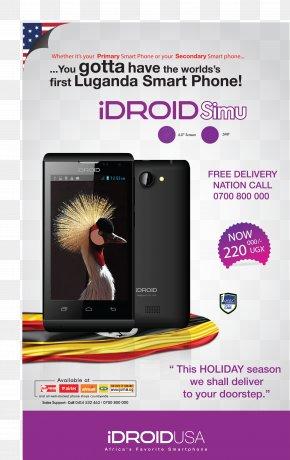 Smartphone - Uganda IDroid USA Samsung Galaxy A5 (2017) Smartphone Telephone PNG