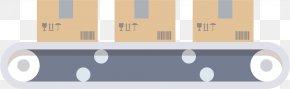 Belt Vector Material - Conveyor Belt Transport PNG