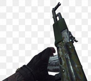 Ak 47 - Call Of Duty: Black Ops II Call Of Duty: Modern Warfare 2 Call Of Duty 4: Modern Warfare Weapon PNG
