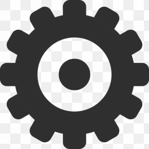 Settings - Hardware Accessory Circle PNG