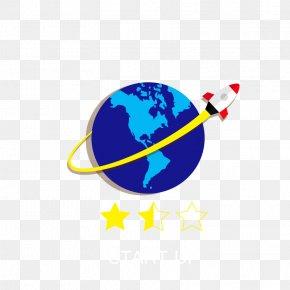 Cartoon Earth - Earth Flat Design PNG