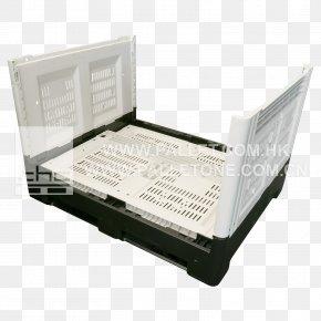 Box - Pallet Plastic Logistics Paper PNG