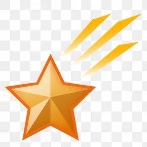 European Castle - Star Emoji SMS Text Messaging PNG