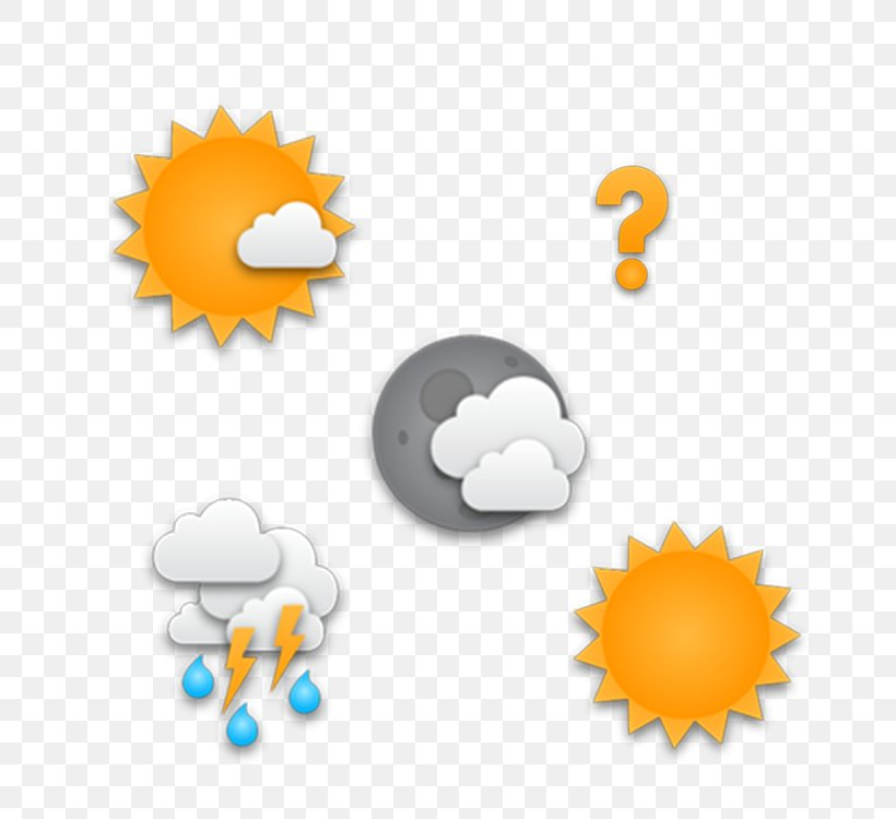 Weather Application Software Android Icon, PNG, 750x750px, Weather, Android, Application Software, Icon Design, Orange Download Free