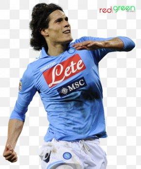 Football - Edinson Cavani S.S.C. Napoli Jersey Football Cheerleading Uniforms PNG
