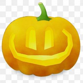 Smile Jackolantern - Pumpkin PNG