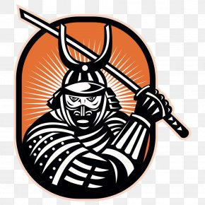 Samurai - Samurai Japan Warrior PNG