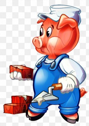 Big Bad Wolf The Three Little Pigs Clip Art The True Story Of The 3 Little Pigs! PNG