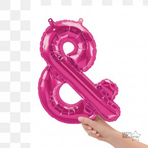 Blue Pink Magenta RGB Color Model Ampersand PNG
