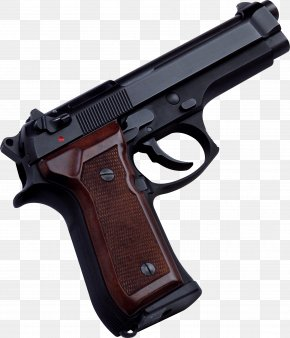 Hand Gun - Weapon Pistol Handgun Clip Art PNG