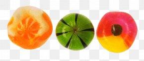 Colored Candy - Gummi Candy Fruit Lollipop Sugar PNG