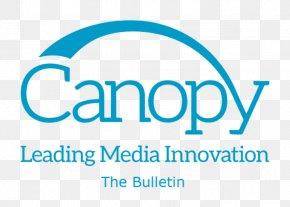 Newsbulletin - Canopy Media Business Brand Organization Logo PNG