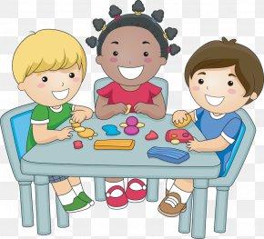 Preschool Breakfast Cliparts - Table Breakfast Pre-school Clip Art PNG